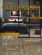 Rhone-Alpes Glass Actualité Domo deco Couverture février 2015