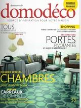 Rhone-Alpes Glass Actualité Domo deco Couverture janvier 2015