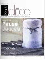 Rhone-Alpes Glass Actualité Domo deco Couverture novembre décembre 2014