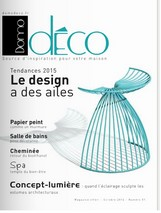 Rhone-Alpes Glass Actualité domo deco Couverture octobre 2014