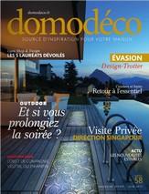 Rhone-Alpes Glass Actualité domo deco Couverture juin 2015
