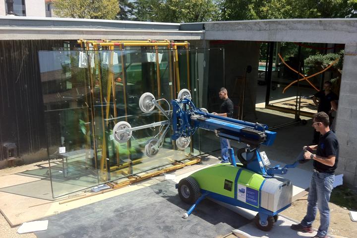 Rhône-alpes Glass Amenagements d'espaces