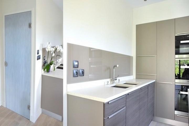 Rhône-alpes Glass vitrerie et miroiterie aménagements intérieurs credences de cuisine