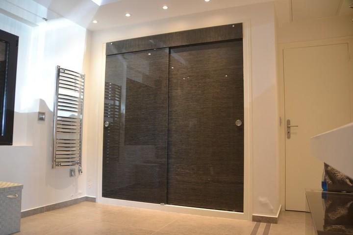 Rhône-alpes Glass vitrerie et miroiterie aménagements intérieurs Portes