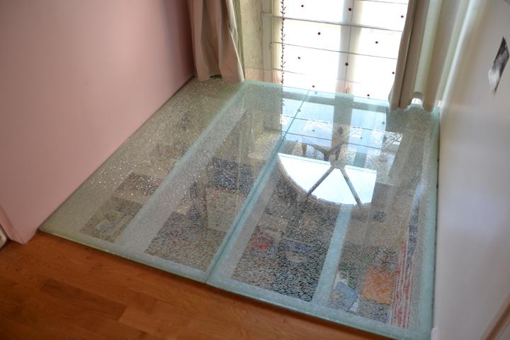 Rhône-alpes Glass vitrerie et miroiterie aménagements intérieurs dalle de sol