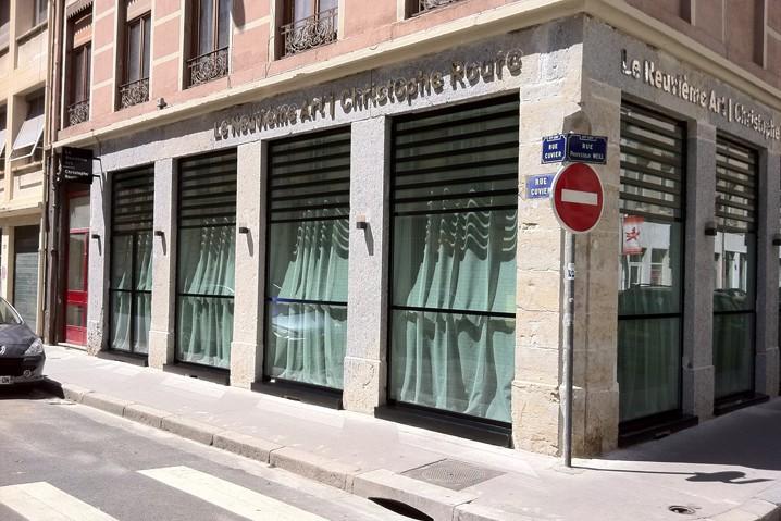 Rhône-alpes Glass vitrerie et miroiterie ouvrages extérieurs